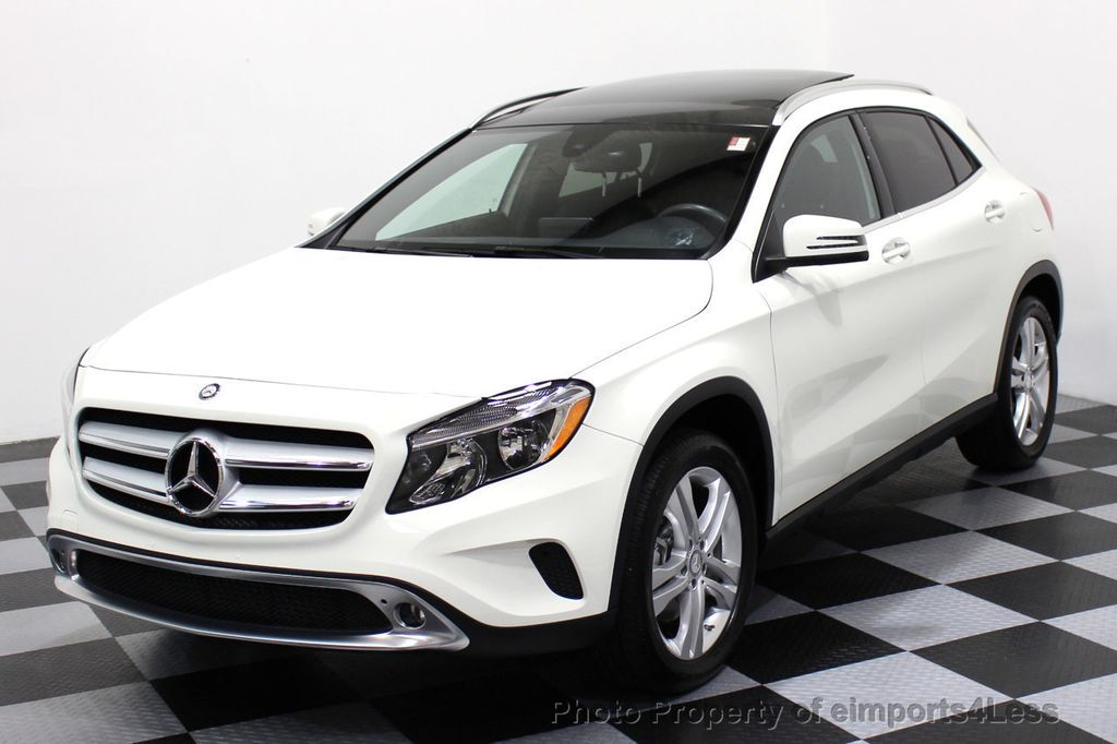 2016 Mercedes-Benz GLA CERTIFIED GLA250 4MATIC AWD CAMERA NAVIGATION - 16816475 - 0