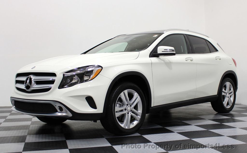 2016 Mercedes-Benz GLA CERTIFIED GLA250 4MATIC AWD CAMERA NAVIGATION - 16816475 - 12