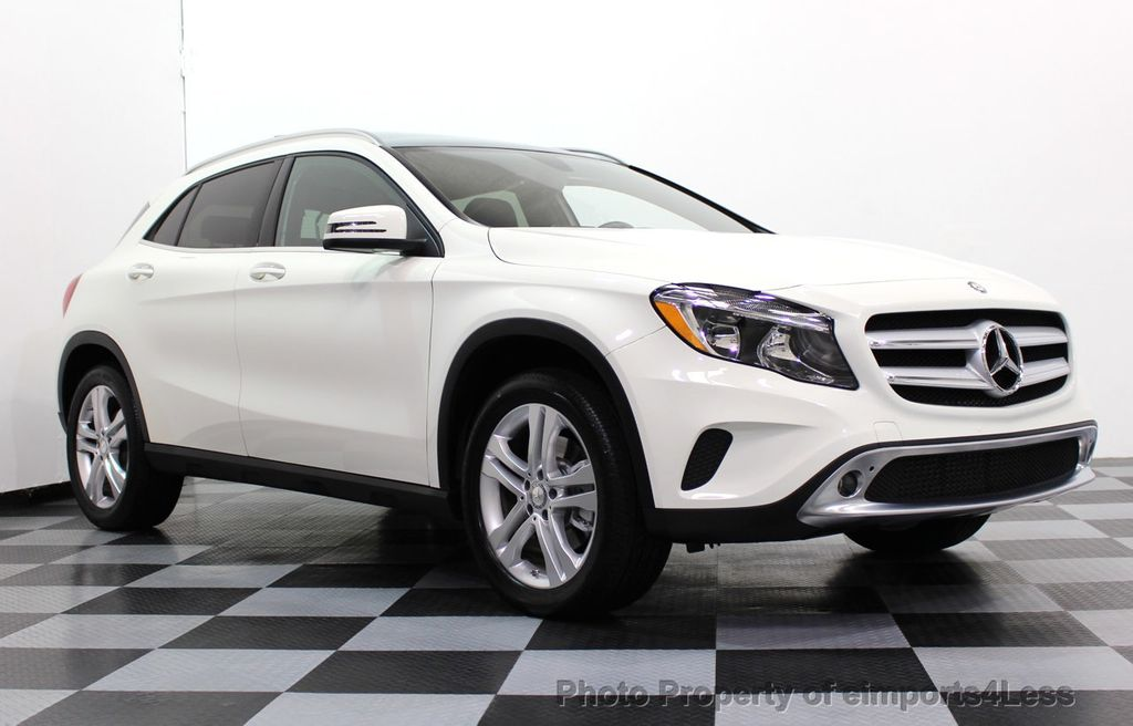 2016 Mercedes-Benz GLA CERTIFIED GLA250 4MATIC AWD CAMERA NAVIGATION - 16816475 - 13
