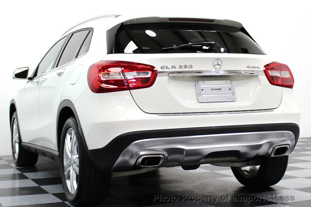 2016 Mercedes-Benz GLA CERTIFIED GLA250 4MATIC AWD CAMERA NAVIGATION - 16816475 - 14