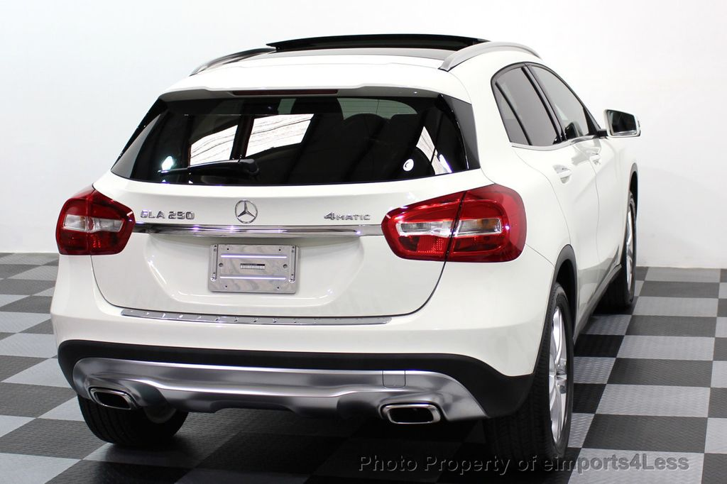 2016 Mercedes-Benz GLA CERTIFIED GLA250 4MATIC AWD CAMERA NAVIGATION - 16816475 - 16