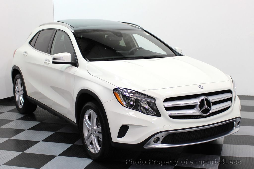 2016 Mercedes-Benz GLA CERTIFIED GLA250 4MATIC AWD CAMERA NAVIGATION - 16816475 - 1