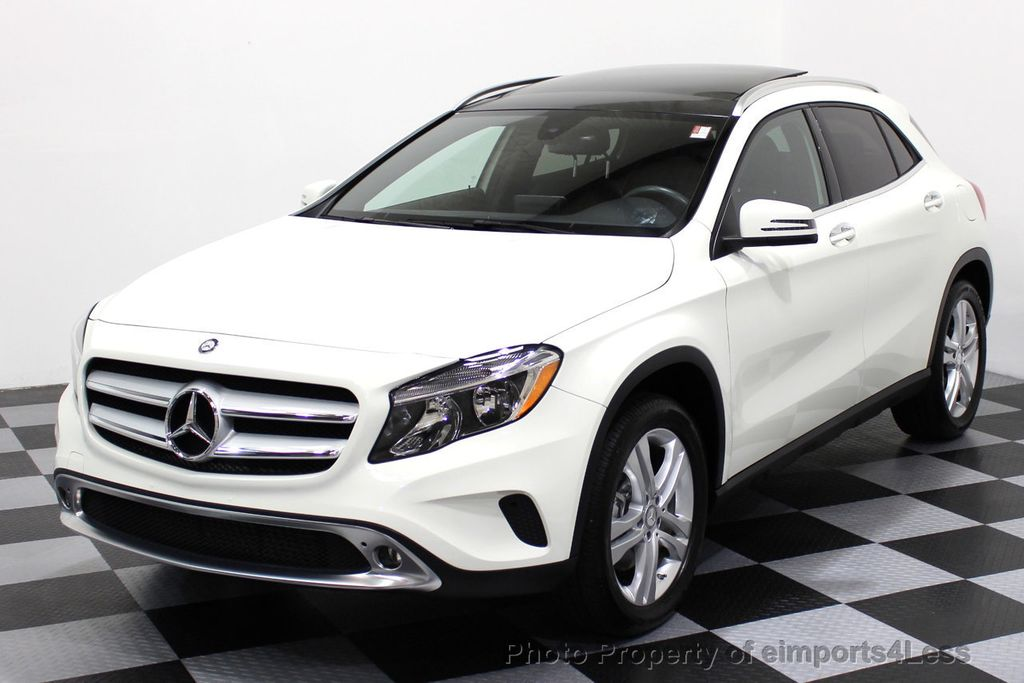 2016 Mercedes-Benz GLA CERTIFIED GLA250 4MATIC AWD CAMERA NAVIGATION - 16816475 - 25