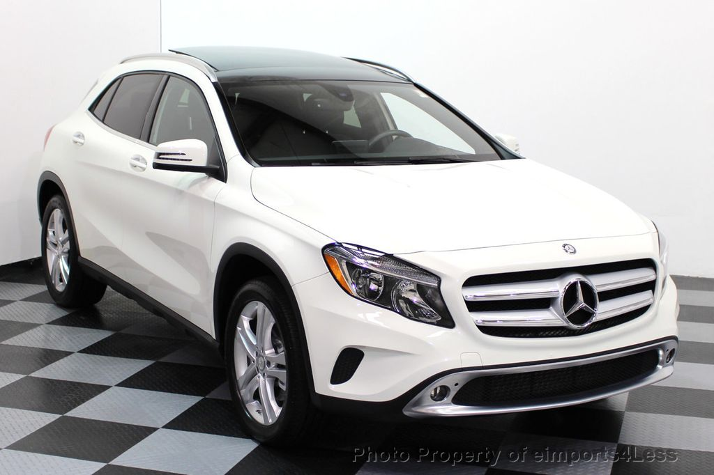 2016 Mercedes-Benz GLA CERTIFIED GLA250 4MATIC AWD CAMERA NAVIGATION - 16816475 - 26