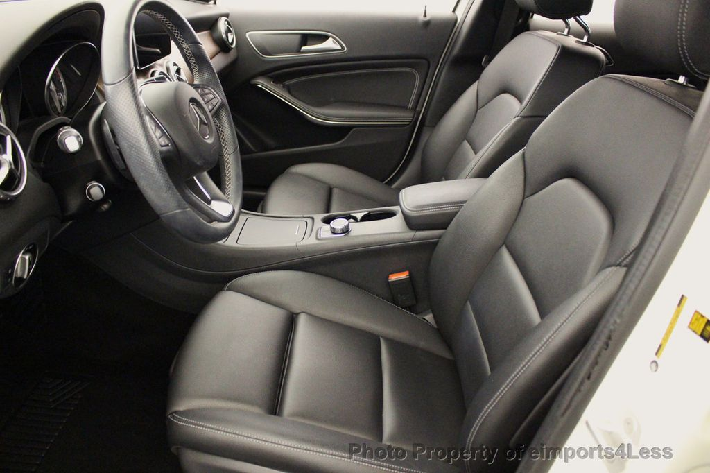 2016 Mercedes-Benz GLA CERTIFIED GLA250 4MATIC AWD CAMERA NAVIGATION - 16816475 - 31