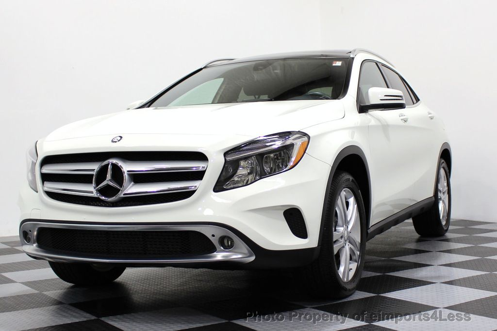 2016 Mercedes-Benz GLA CERTIFIED GLA250 4MATIC AWD CAMERA NAVIGATION - 16816475 - 41