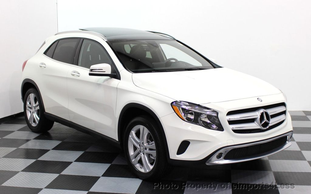 2016 Mercedes-Benz GLA CERTIFIED GLA250 4MATIC AWD CAMERA NAVIGATION - 16816475 - 42
