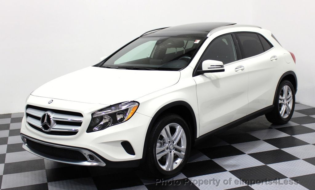 2016 Mercedes-Benz GLA CERTIFIED GLA250 4MATIC AWD CAMERA NAVIGATION - 16816475 - 45