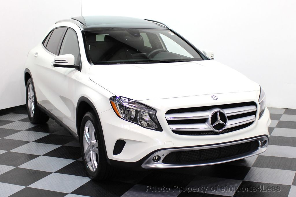 2016 Mercedes-Benz GLA CERTIFIED GLA250 4MATIC AWD CAMERA NAVIGATION - 16816475 - 46