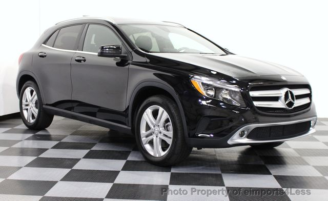 2016 Mercedes Benz Gla Certified Gla250 4matic Awd Suv Camera Navi 15579547