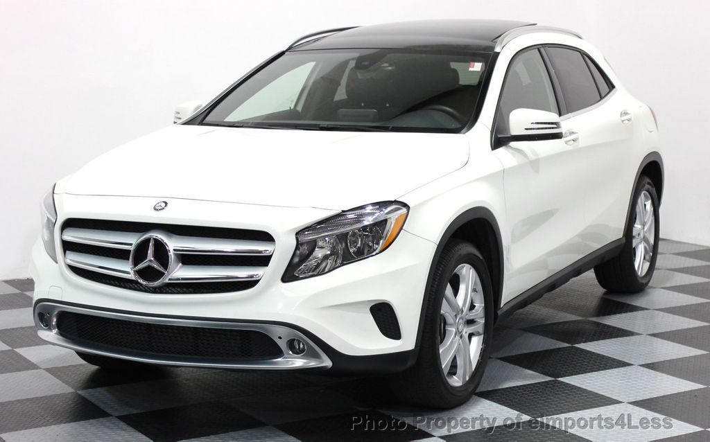 2016 used mercedes benz gla certified gla250 4matic awd