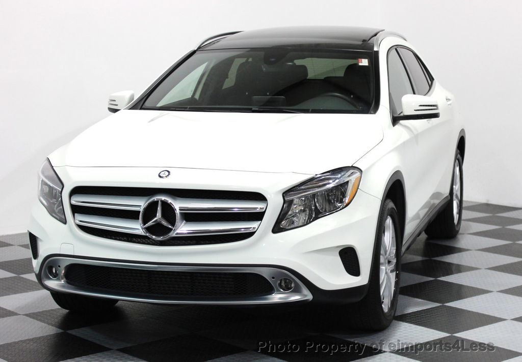 2016 used mercedes benz gla certified gla250 4matic awd. Black Bedroom Furniture Sets. Home Design Ideas