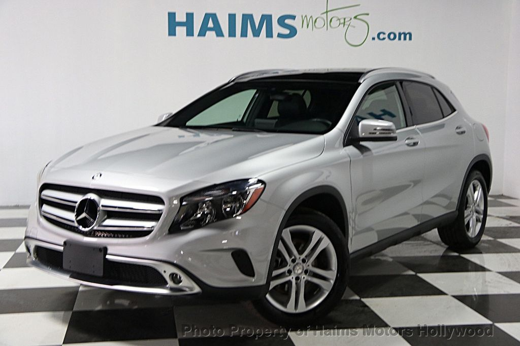 2016 used mercedes benz gla fwd 4dr gla250 at haims motors for Used mercedes benz suv