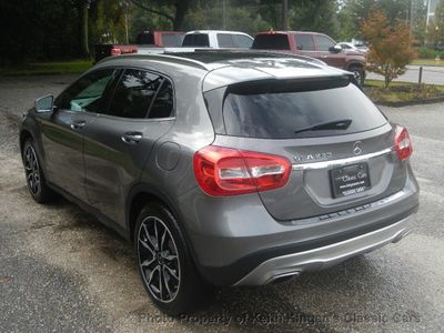 2016 Mercedes-Benz GLA FWD 4dr GLA 250 - Click to see full-size photo viewer