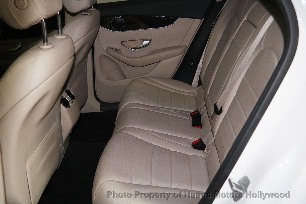 2016 Mercedes-Benz GLC 4MATIC 4dr GLC 300 - 17842997 - 17