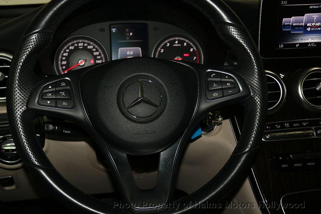 2016 Mercedes-Benz GLC 4MATIC 4dr GLC 300 - 17842997 - 28