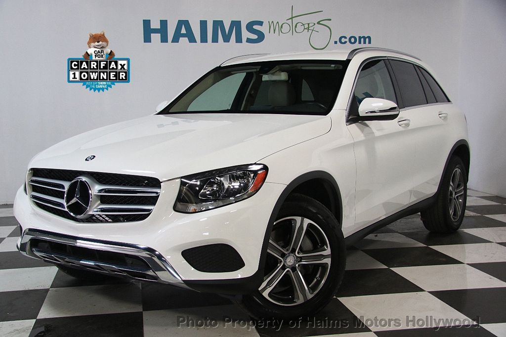 2016 Used Mercedes-Benz GLC 4MATIC 4dr GLC 300 at Haims Motors ...