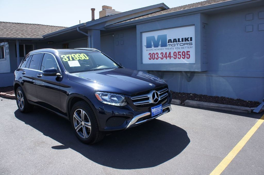 2016 Mercedes-Benz GLC 4MATIC 4dr GLC 300 - 16740796 - 0