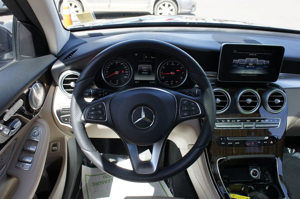 2016 Mercedes-Benz GLC 4MATIC 4dr GLC 300 - 16740796 - 10