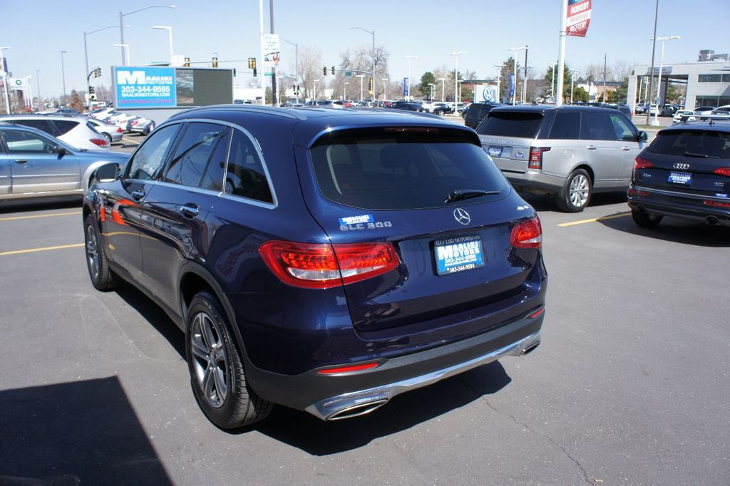 2016 Mercedes-Benz GLC 4MATIC 4dr GLC 300 - 16740796 - 4