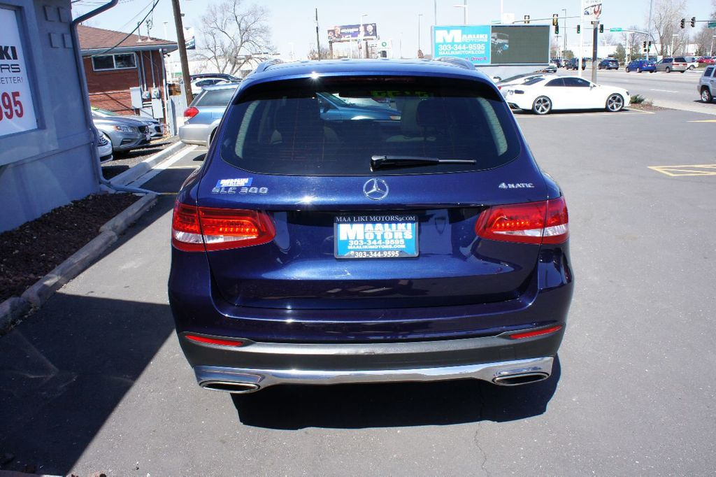 2016 Mercedes-Benz GLC 4MATIC 4dr GLC 300 - 16740796 - 5