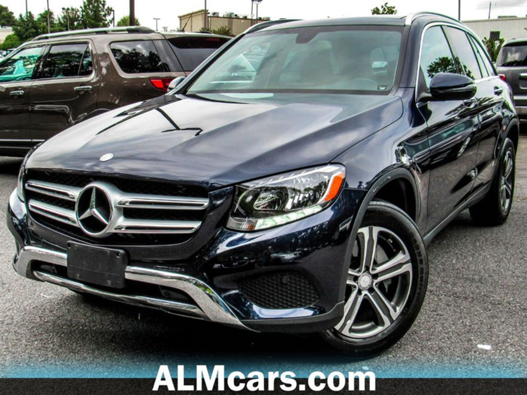 2016 Used Mercedes-Benz GLC RWD 4dr GLC 300 at Atlanta Luxury Motors ...