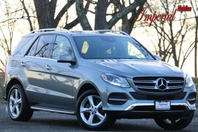 2016 Mercedes-Benz GLE 4MATIC 4dr GLE 350 - Click to see full-size photo viewer