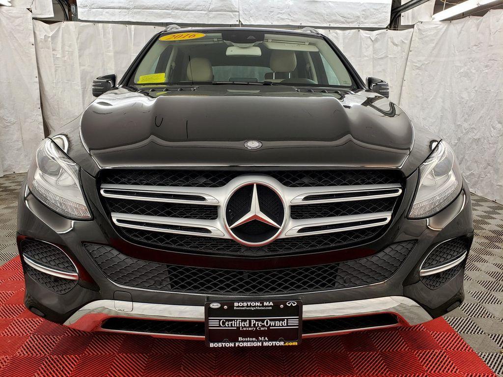 2016 Mercedes-Benz GLE 4MATIC 4dr GLE 350 - 18311021 - 1