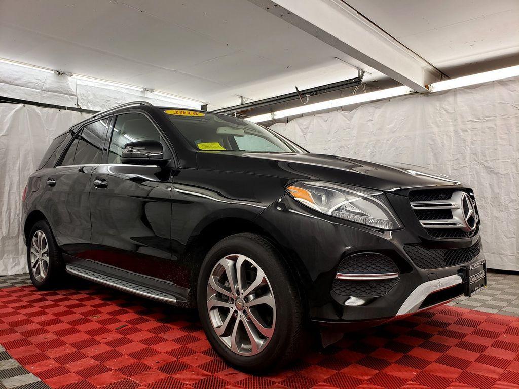 2016 Mercedes-Benz GLE 4MATIC 4dr GLE 350 - 18311021 - 2