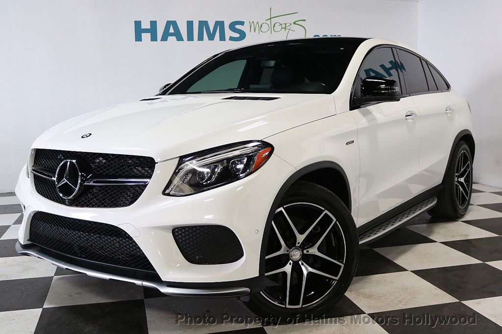 2016 Mercedes Benz Gle 4matic 4dr 450 Amg Coupe 17695955 1