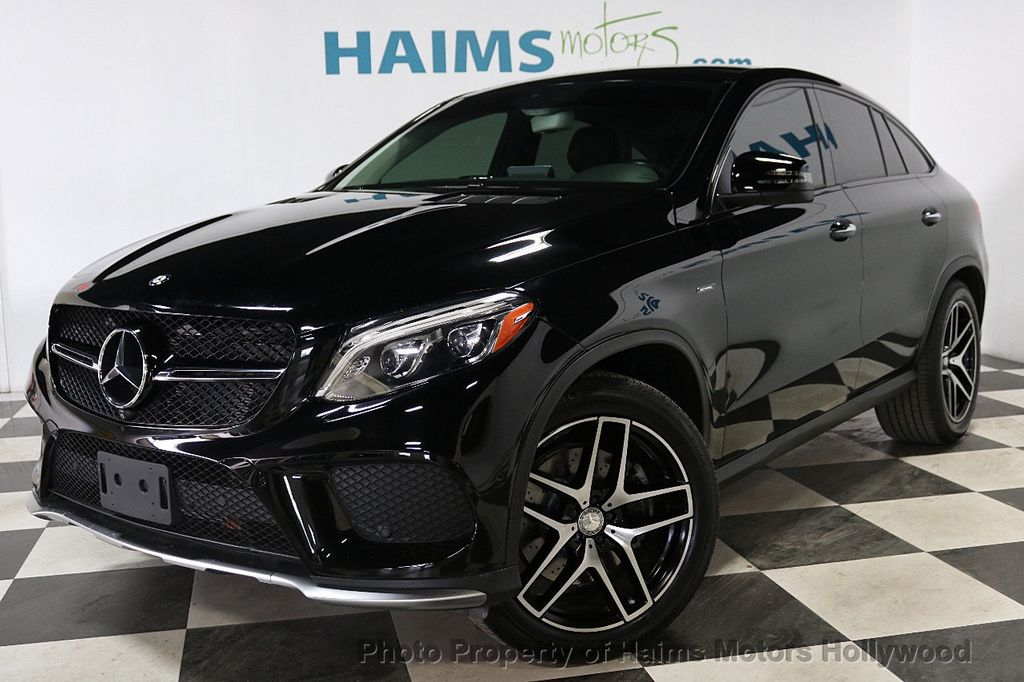 2016 Mercedes-Benz GLE 4MATIC 4dr GLE 450 AMG Coupe - 18365549 - 1
