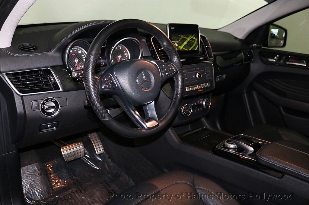 2016 Mercedes-Benz GLE 4MATIC 4dr GLE 450 AMG Coupe - 18365549 - 19