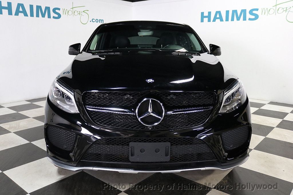 2016 Mercedes-Benz GLE 4MATIC 4dr GLE 450 AMG Coupe - 18365549 - 2