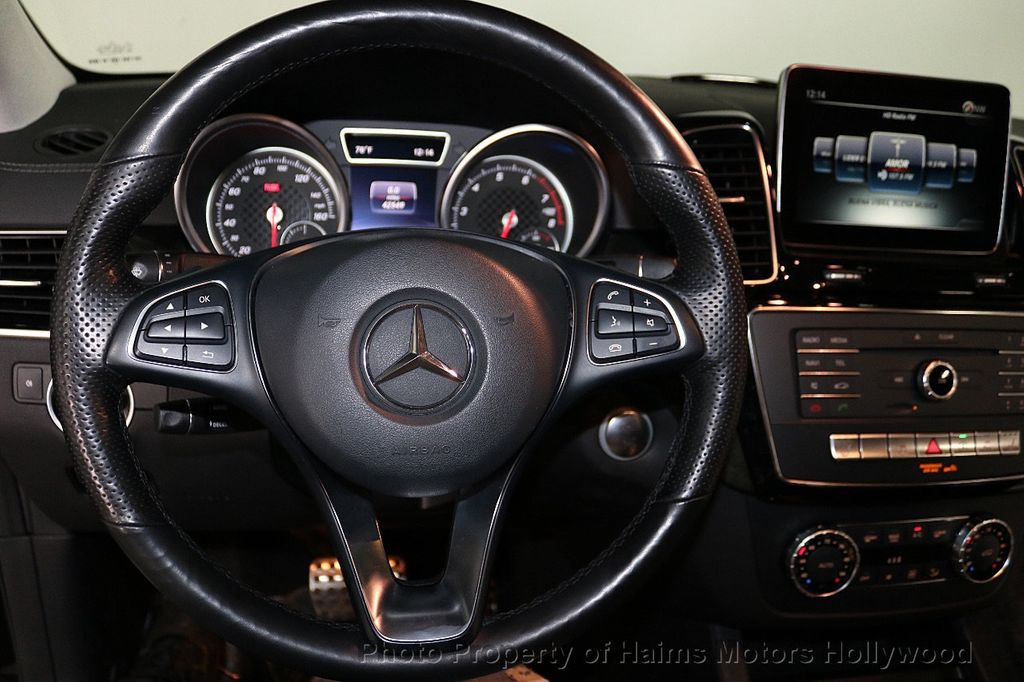 2016 Mercedes-Benz GLE 4MATIC 4dr GLE 450 AMG Coupe - 18365549 - 30