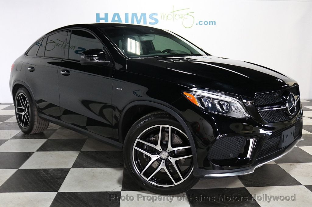 2016 Mercedes-Benz GLE 4MATIC 4dr GLE 450 AMG Coupe - 18365549 - 3