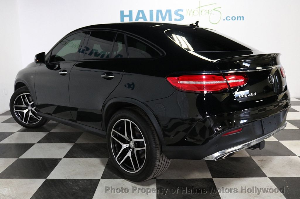 2016 Mercedes-Benz GLE 4MATIC 4dr GLE 450 AMG Coupe - 18365549 - 4
