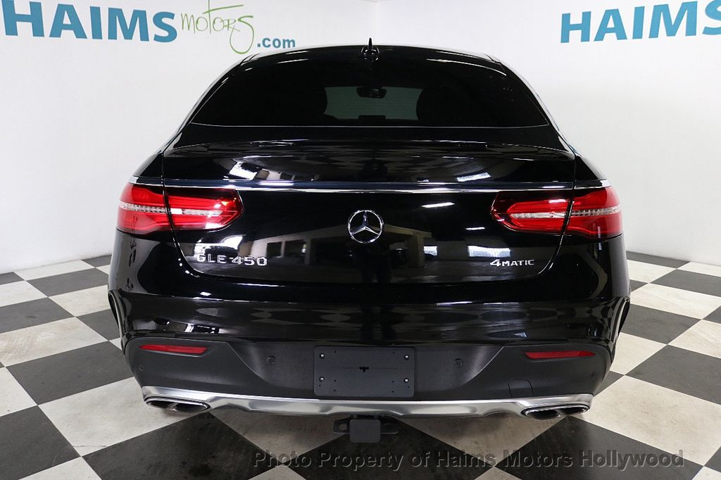 2016 Mercedes-Benz GLE 4MATIC 4dr GLE 450 AMG Coupe - 18365549 - 5