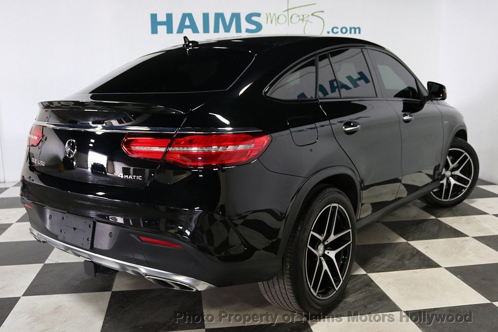 2016 Mercedes-Benz GLE 4MATIC 4dr GLE 450 AMG Coupe - 18365549 - 6