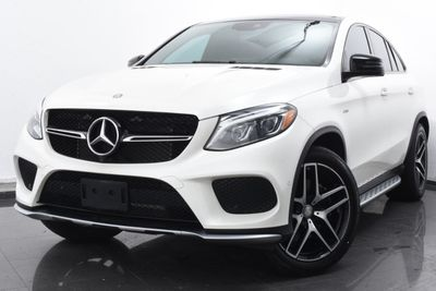 2016 Mercedes-Benz 4MATIC 4dr GLE 450 AMG Coupe SUV