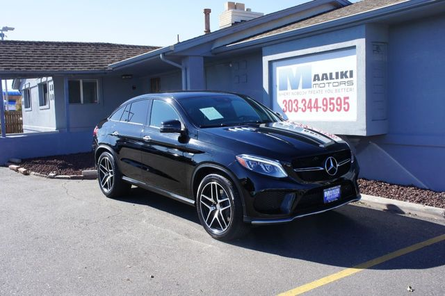 2016 Used Mercedes Benz 4matic 4dr Gle 450 Amg Coupe At Maaliki Motors Serving Aurora Denver Co Iid 19470678
