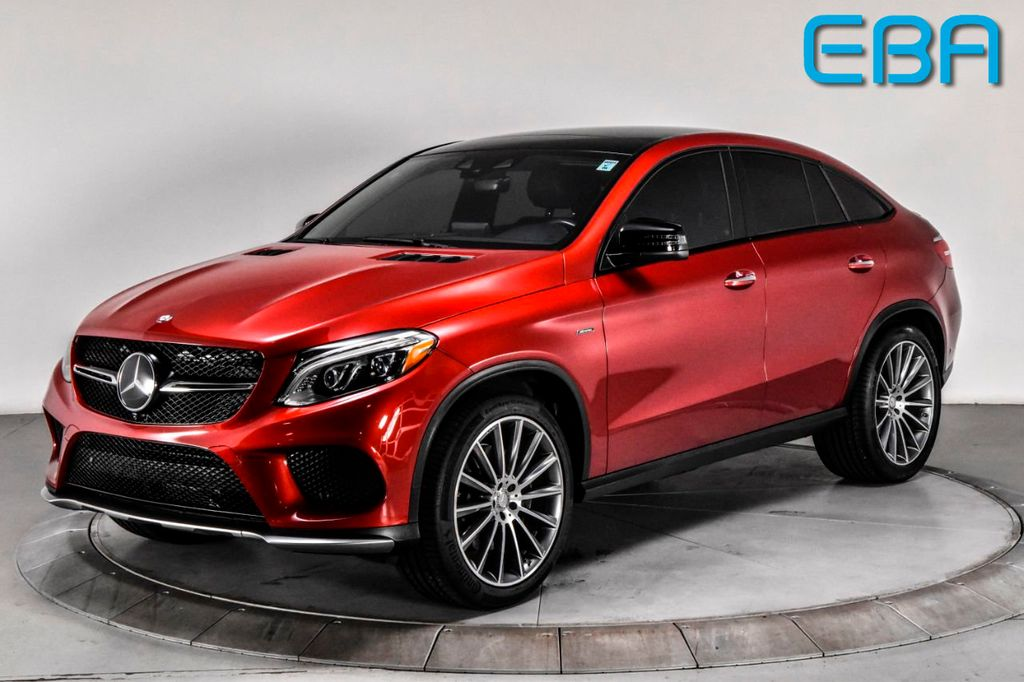 2016 Mercedes-Benz GLE 4MATIC 4dr GLE 450 AMG Coupe - 18441405 - 0