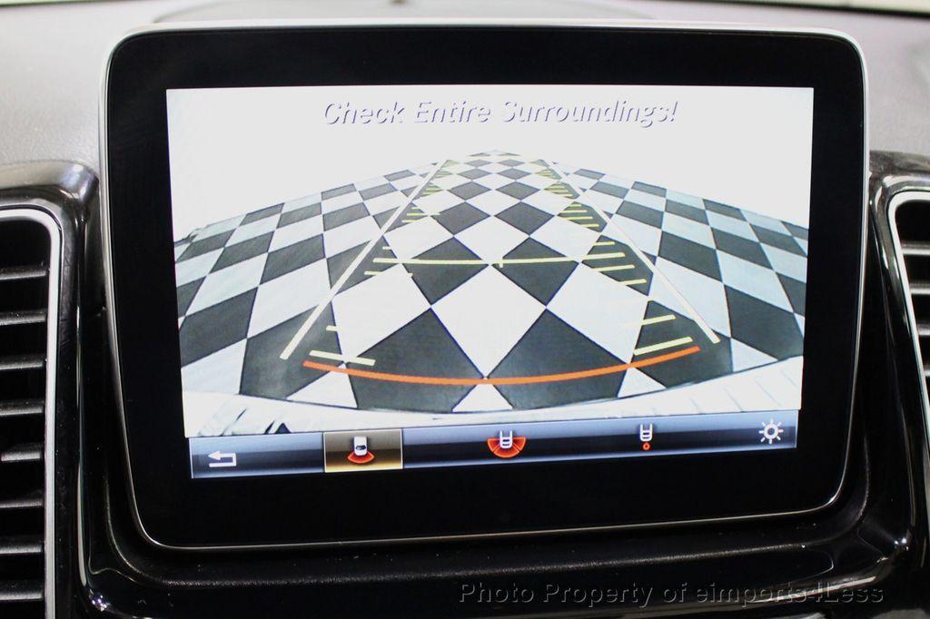 2016 Mercedes-Benz GLE CERTIFIED GLE350 4Matic AWD Blind Spot HK NAV CAM - 18302577 - 10