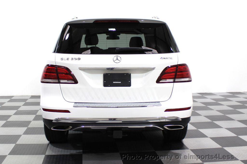 2016 Mercedes-Benz GLE CERTIFIED GLE350 4Matic AWD Blind Spot HK NAV CAM - 18302577 - 17