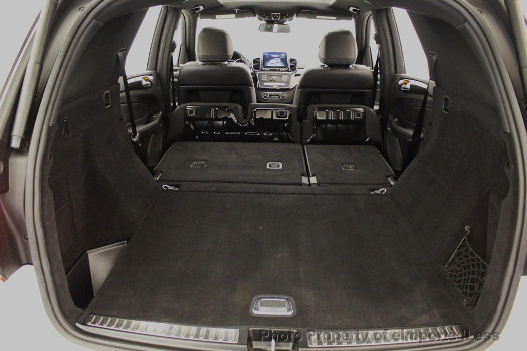 2016 Mercedes-Benz GLE CERTIFIED GLE350 4Matic AWD Blind Spot HK NAV CAM - 18302577 - 23