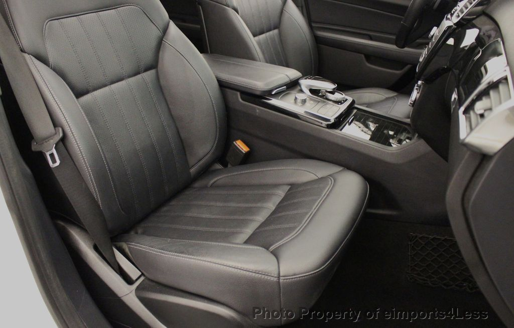 2016 Mercedes-Benz GLE CERTIFIED GLE350 4Matic AWD Blind Spot HK NAV CAM - 18302577 - 25
