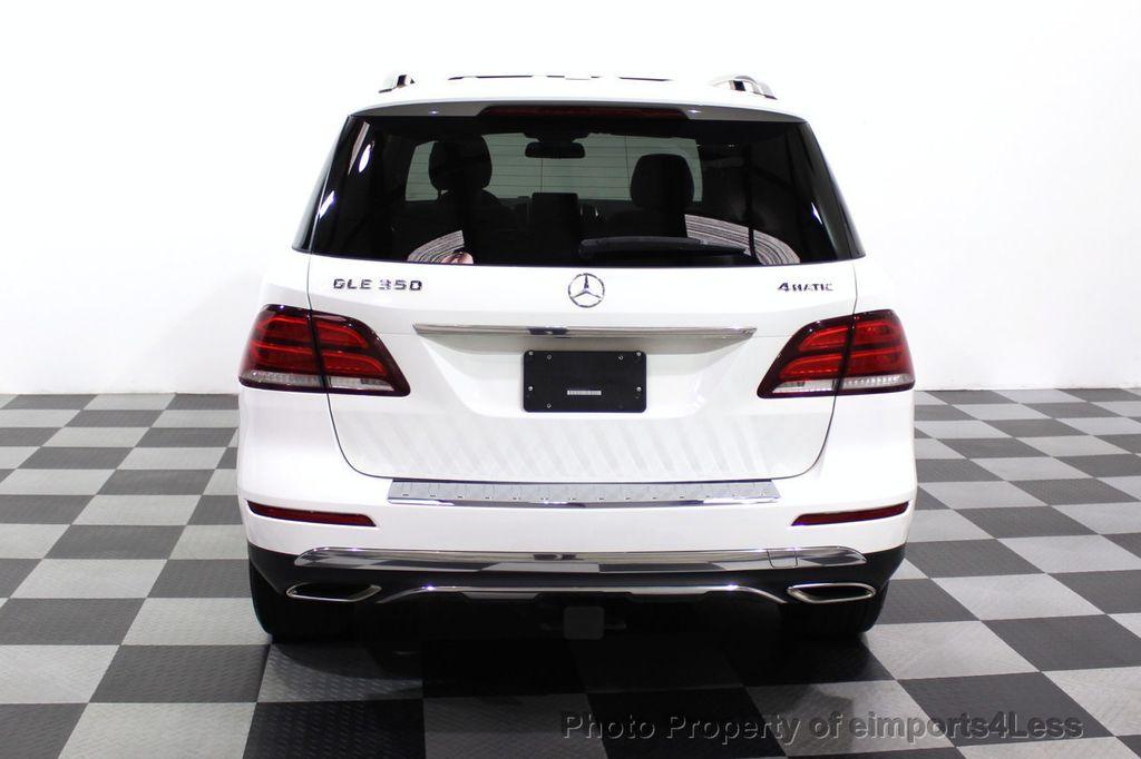 2016 Mercedes-Benz GLE CERTIFIED GLE350 4Matic AWD Blind Spot HK NAV CAM - 18302577 - 32