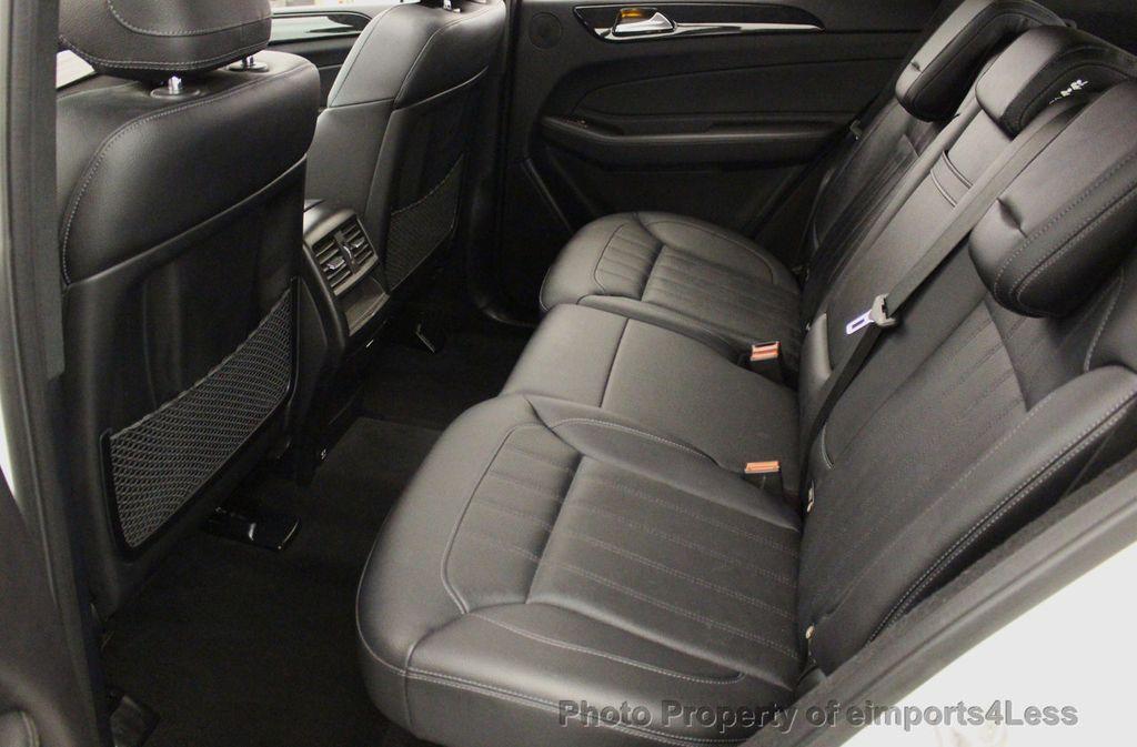 2016 Mercedes-Benz GLE CERTIFIED GLE350 4Matic AWD Blind Spot HK NAV CAM - 18302577 - 37