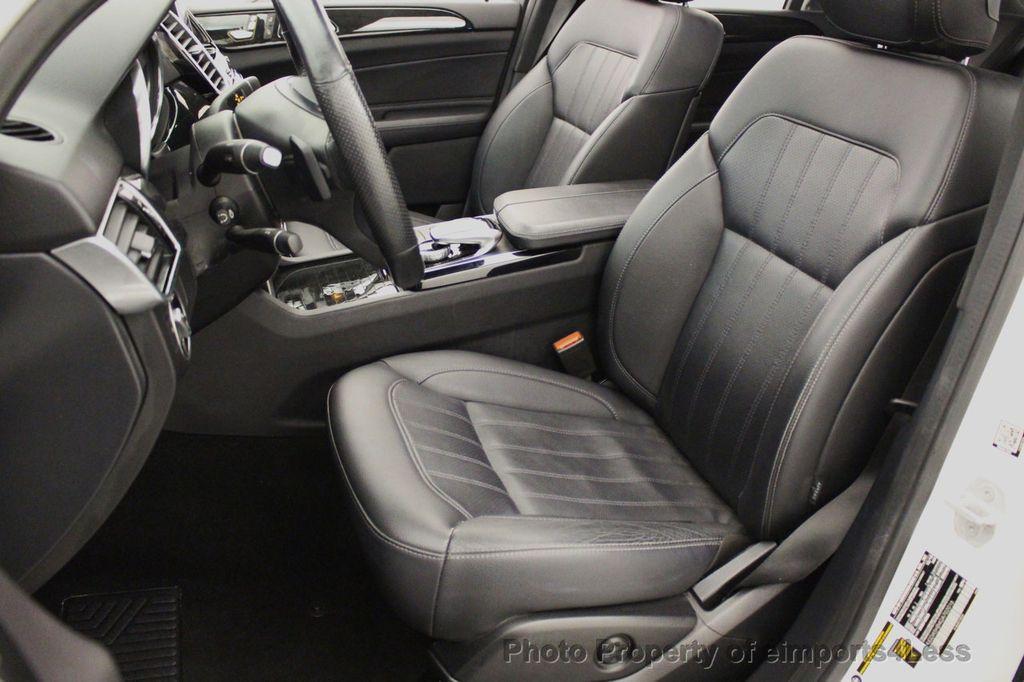 2016 Mercedes-Benz GLE CERTIFIED GLE350 4Matic AWD Blind Spot HK NAV CAM - 18302577 - 39