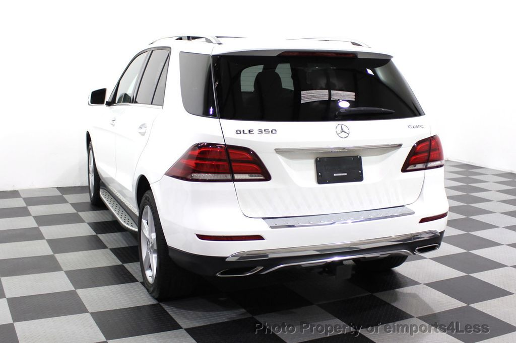 2016 Mercedes-Benz GLE CERTIFIED GLE350 4Matic AWD Blind Spot HK NAV CAM - 18302577 - 47
