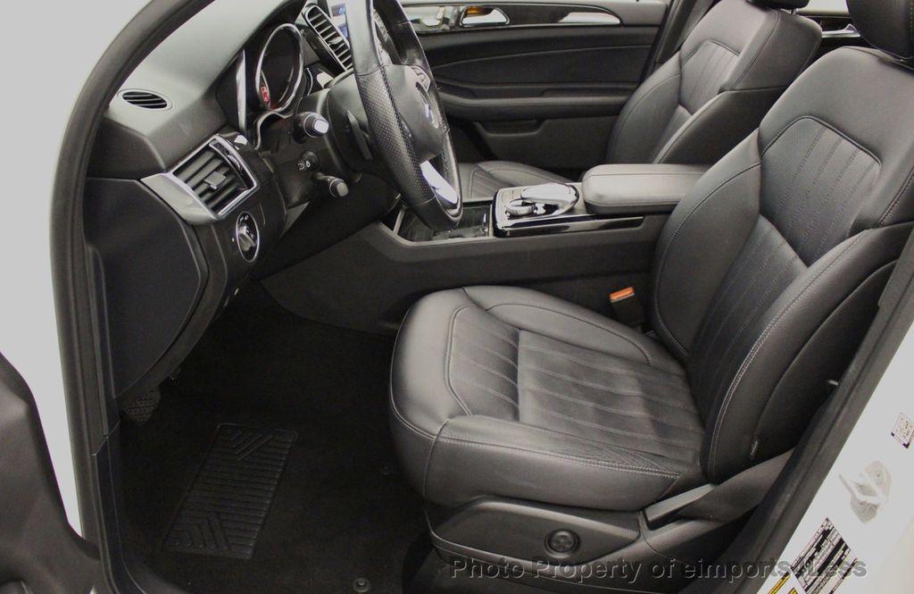 2016 Mercedes-Benz GLE CERTIFIED GLE350 4Matic AWD Blind Spot HK NAV CAM - 18302577 - 49